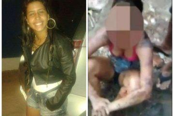Rayssa Sarpi, criminosos, estupro, tortura, Carlos Chaga