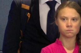 Greta Thunberg, discursos