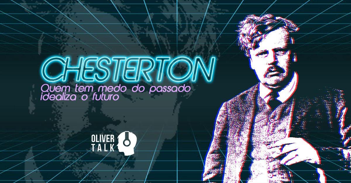 Chesterton, O que há de errado com o mundo, Lewis, Peterson