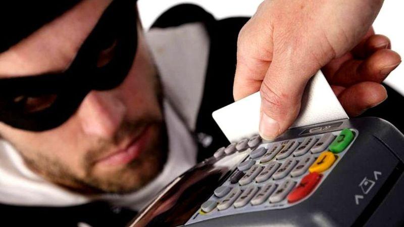 bandidos, cartão, maquininha, assalto