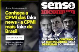 CPMI das fake news - a CPMI mais fake do Brasil