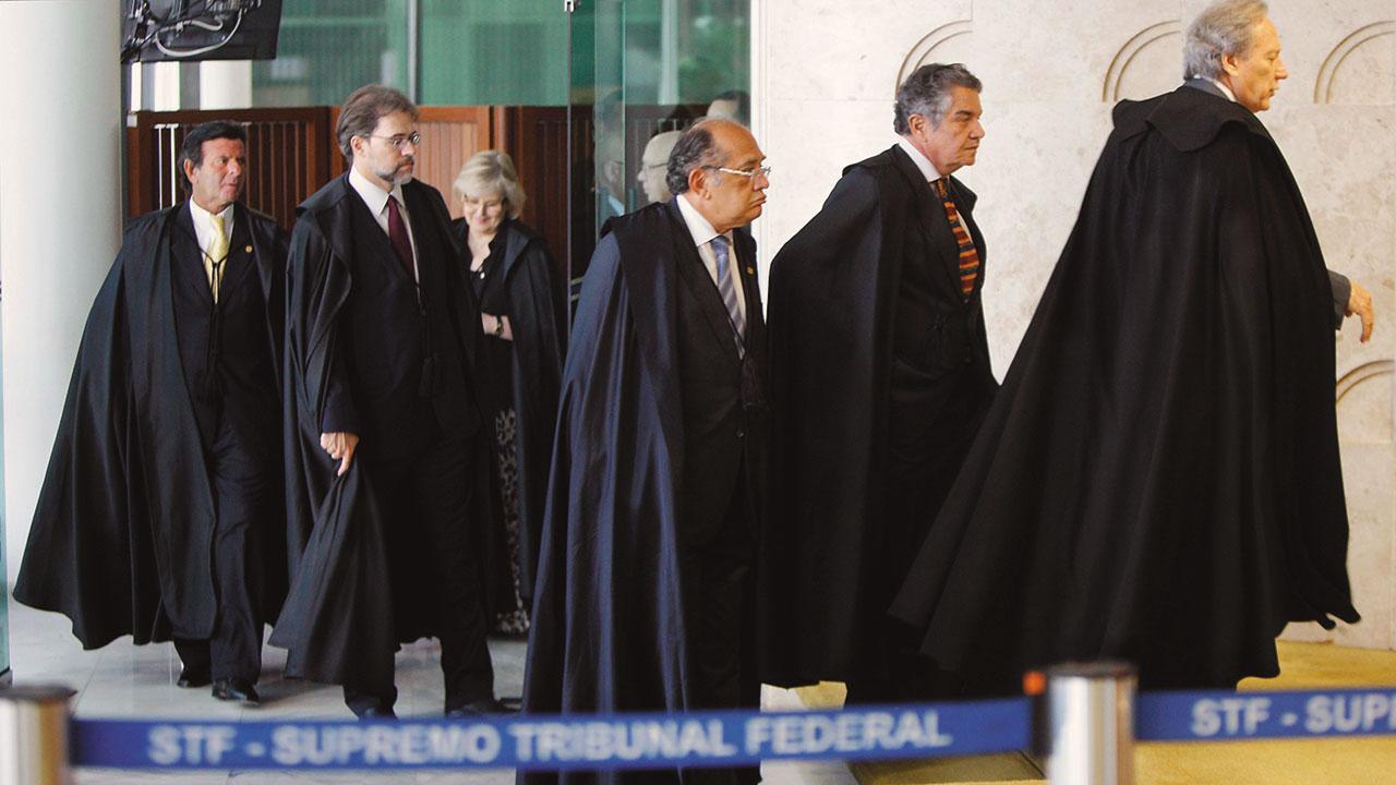 STF Supremo Tribunal Federal