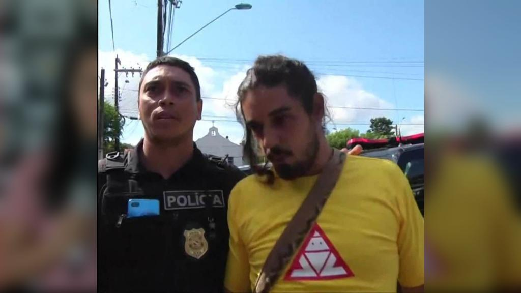 Fogo de Saíre, Policia Cível, Amazonia, Para, Santarém