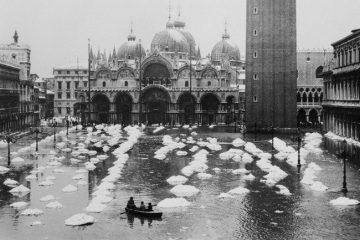 Veneza, Alagamento