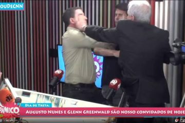 Verdevaldo e Augusto Nunes