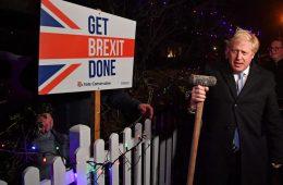 Boris Jonhson, Eleição, venceu, Corbyn
