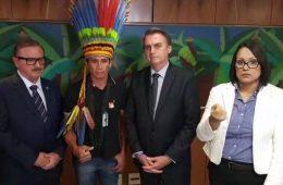 Sônia Guajajara, Bolsonaro, racismo, indio