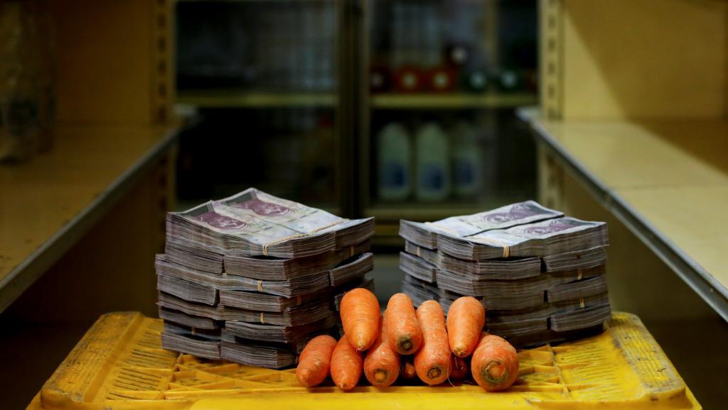Venezuela, hiperinflação
