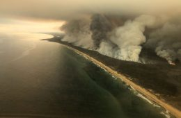 Australia, incêndios
