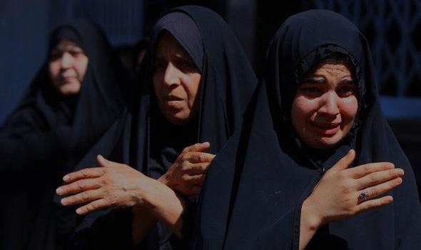 Irã, estupros