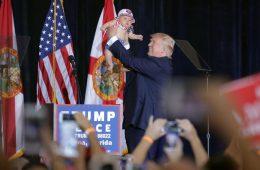 Trump, dia nacional da santidade de vida