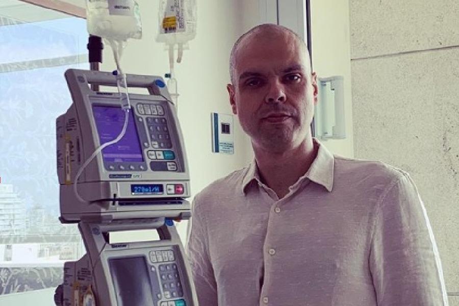 Bruno Covas, Câncer