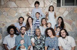 Gilberto Gil, familia, racismo