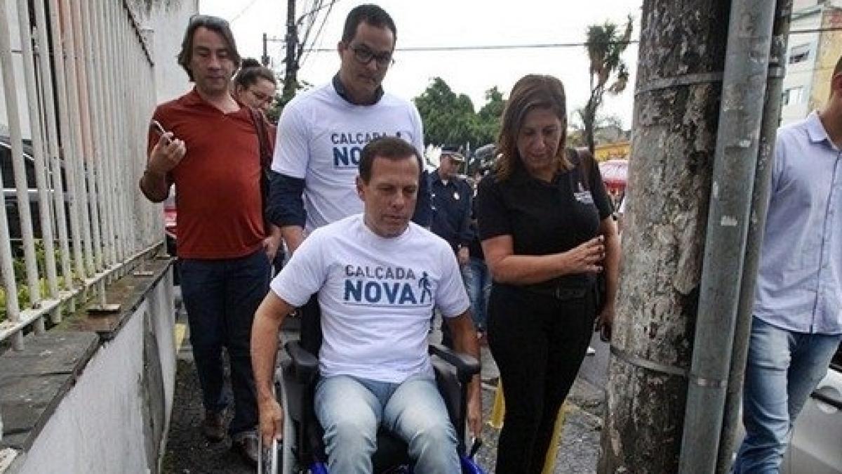 João Doria, Bia Doria, Alexandre Frota, PSL