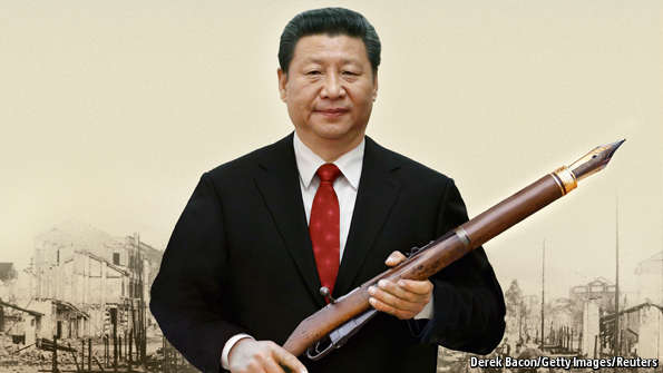Xi jiping, UFRJ, Ditadura