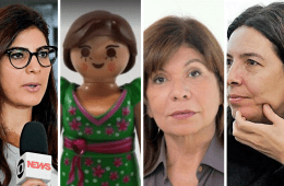 Vera Magalhães, Dora Kramer, Monica Bergamo, Andreia Sadi