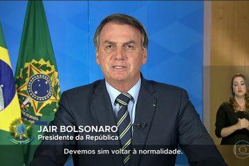 Discurso de Bolsonaro