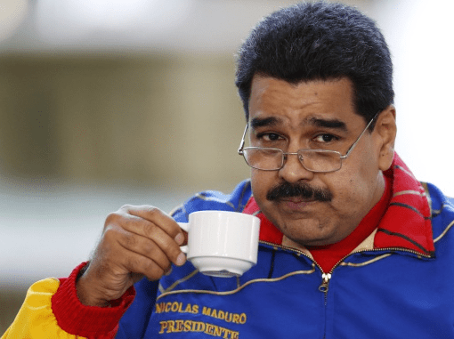 maduro, chá, venezuela, corona