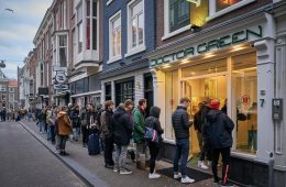 Holanda, CoffeShops, maconha, canabis, coronavirus