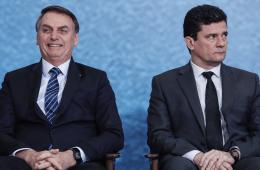 Bolsonaro, moro, segurança