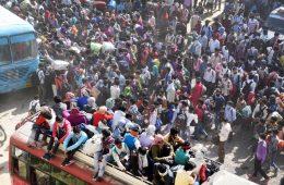 India, quarentena, informais, lockdown