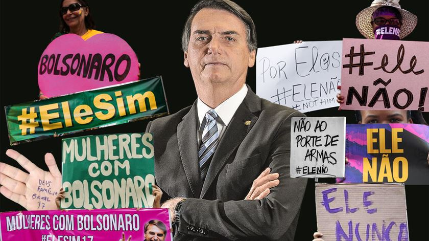Bolsonaro ataques