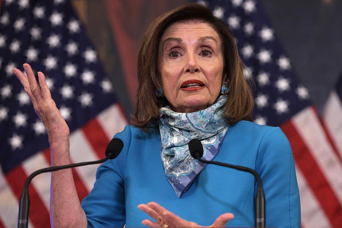 Nancy Pelosi, Democratas, estrangeiro