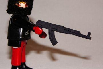 Playmobil armas