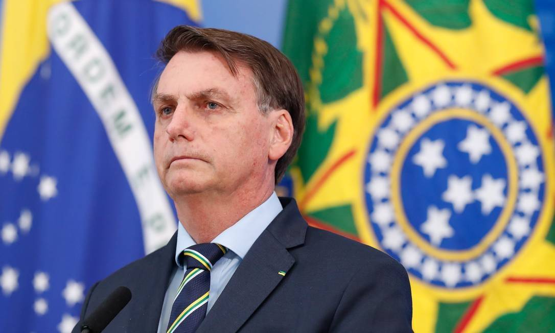 Bolsonaro, Moro, Enquente