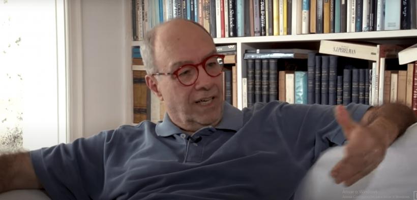 Sergio Augusto, Bolsonaro, Biblia
