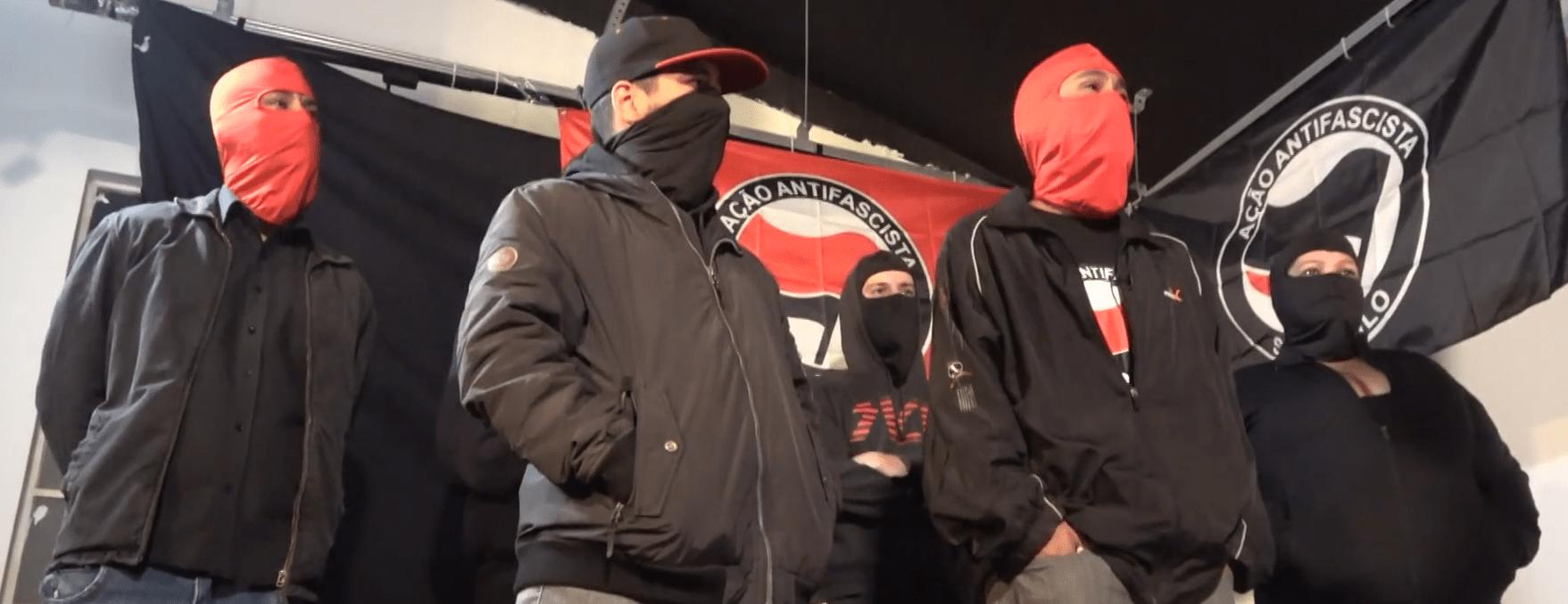 antifas, CNN, fascismo