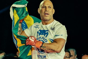 Wanderlei Silva, MMA, Antifas, Brasil