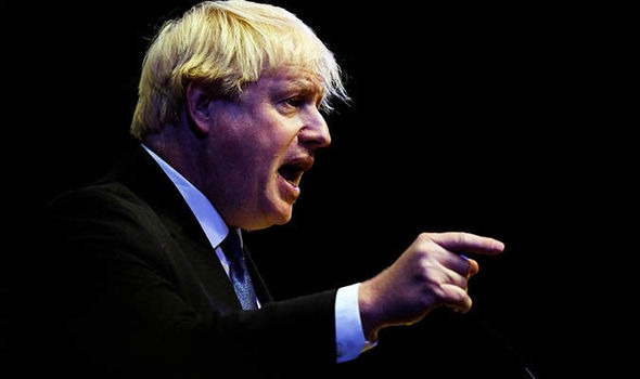 Boris Johnson, Hauwey, China, proibido, 5g