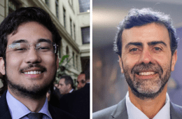 Marcelo Freixo, Kim Kataguiri