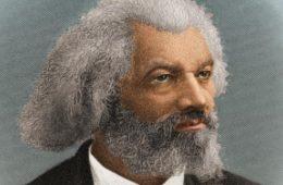 Frederick-Douglass, black lives matter, estatua, destruíção
