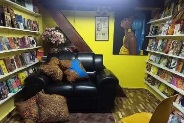 Livraria Bantu, racismo, vaquinha