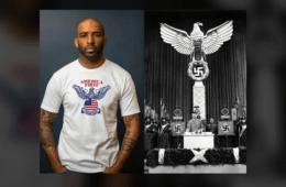 Usa Today, Trump, nazistas