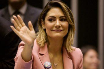 Michelle Bolsonaro, Covid, MBL