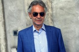 Bocelli, Lockdown, quarentena