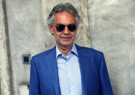 Bocelli, Lockdown, quarentena