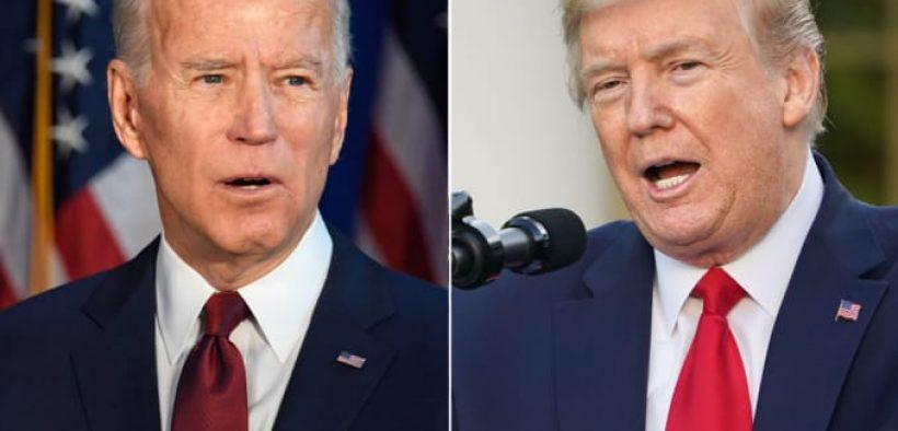 Trump, Biden, Eleições americanas