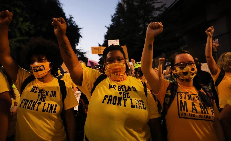 Mamãe, Globo, Black Lives Matter