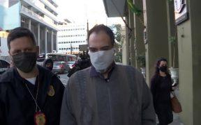 Luciano Ayan preso
