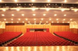 teatro vazio