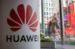 Huawei, Reino Unido, EUA