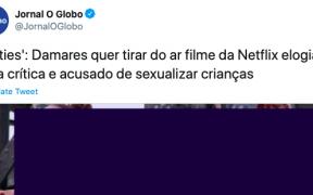 Defesa do filme de sexualização infantil por O Globo faz até esquerda defender Damares