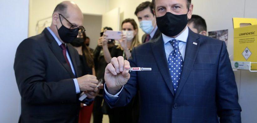 """Maioria dos ministros do STF defende que Estado tem direito de obrigar o povo a se """"vacinar"""""""